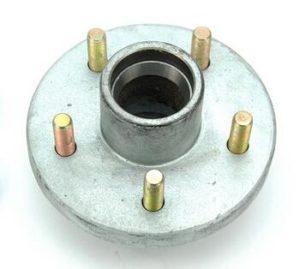 chinese hot dip galvanized brakes hub