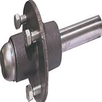 trailer axle brake kits assembly