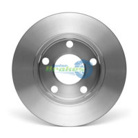 custom made 5 holes vented disc brake rotors