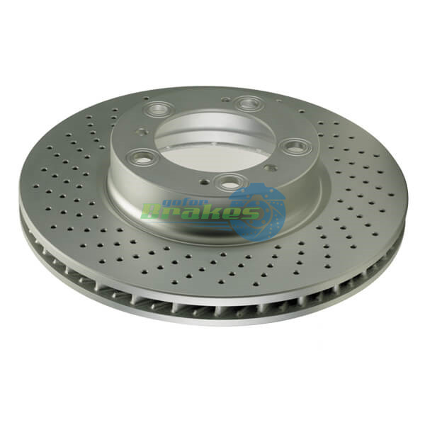 drilled slotted disc brakes supplier