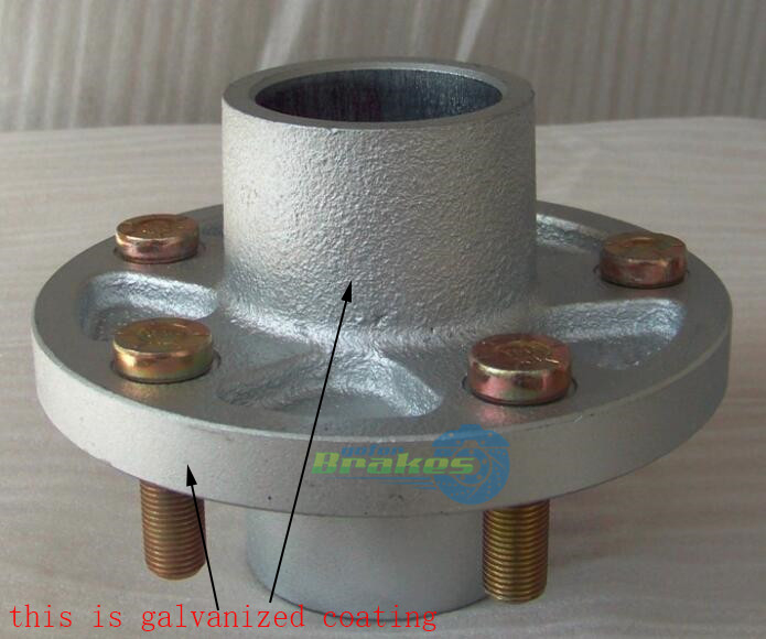 galvanised landcruiser lazy hub china manufacturer