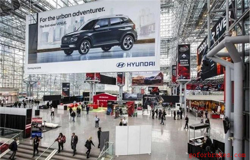 The 2020 New York Auto Show was officially canceled