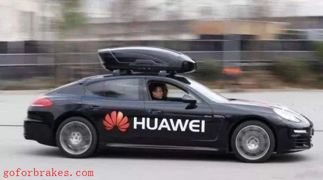 Huawei purchases automotive parts, and ready to make complete cars (2)